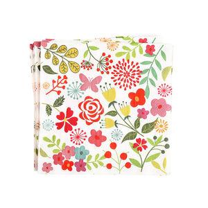 Serviette Blumenwiese, 20 Stück, FSC® Mix, bunt