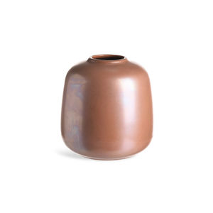 Vase Holo, D:16cm x H:16cm, roségold