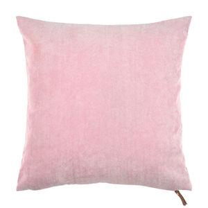 Kissenhülle Minicord, B:45cm x L:45cm, rosa