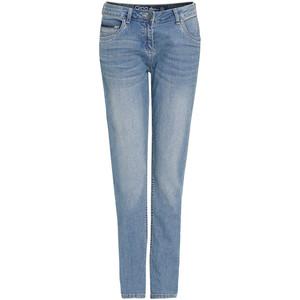 Damen Boyfriend-Jeans mit Pailletten