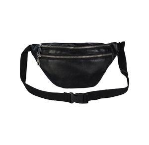Damen-Gürteltasche in Leder-Optik
