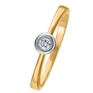 CHRIST Diamonds Damenring 86052539