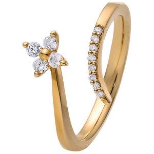 CHRIST Diamonds Damenring 87025667