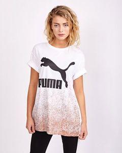 Puma Kiss Artica Long - Damen T-Shirts