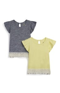 T-Shirts für Babys (M), 2er-Pack