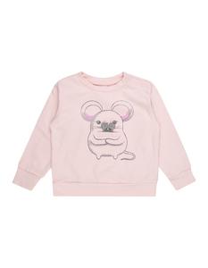 Baby Sweatshirt mit 3D-Applikation