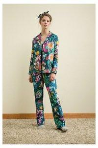 Pyjama Paisley Bloom