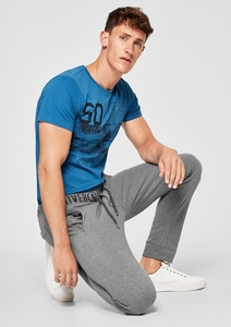 Tubx Jogger: Sweatpants mit Print