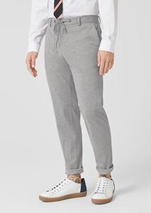 Jogg Suit Slim: Stretchhose