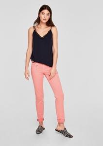Shape Slim: Garment Dye-Jeans