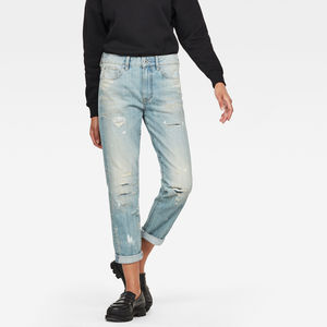 3301 Mid Boyfriend Jeans