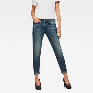 Cny Type C 3D Low Waist Boyfriend Jeans
