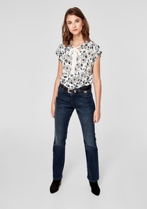 Smart Bootcut: Used-Jeans