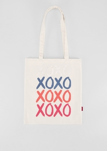 Canvas Shopper mit Print