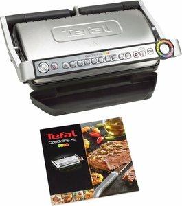 Tefal Tischgrill GC722D OptiGrill+ XL, 2000 W, 2000 Watt