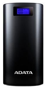 ADATA Powerbank »Powerbank P20000D Black 20000 mAh«