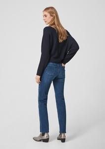 Jeans aus Strech-Denim