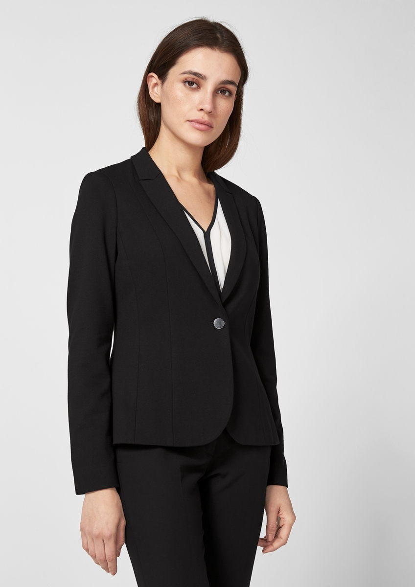 Bild 1 von Taillierter Jersey-Blazer