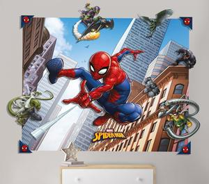 Walltastic 3D Pop Out Wandsticker Spider-Man