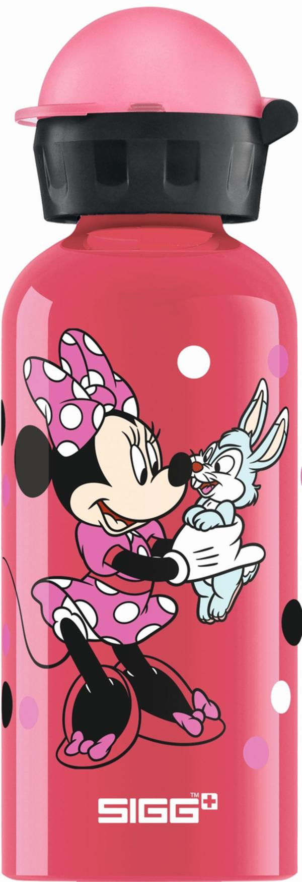 SIGG Trinkflasche Kids Alu Minnie Mouse 0.4