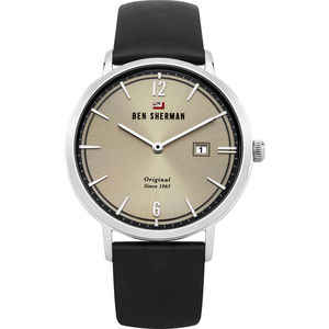 "Ben Sherman Herrenuhr The Dylan Social ""WBS101B"""