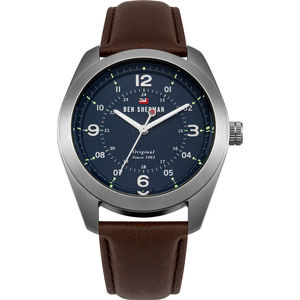 "Ben Sherman Herrenuhr The Ronnie Social ""WBS110UBR"""