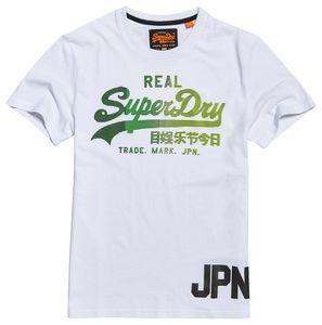 Superdry. Herren T-Shirt mit Print