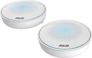 Asus Lyra - 2in1 Pack 2er-Pack Mesh-Netzwerk 2.2 Gbit/s 2.4 GHz, 5 GHz, 5 GHz