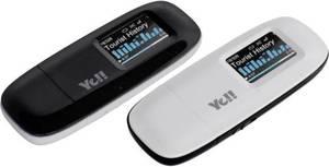 Silva Schneider MP 124 USB MP3-Player 4 GB Schwarz