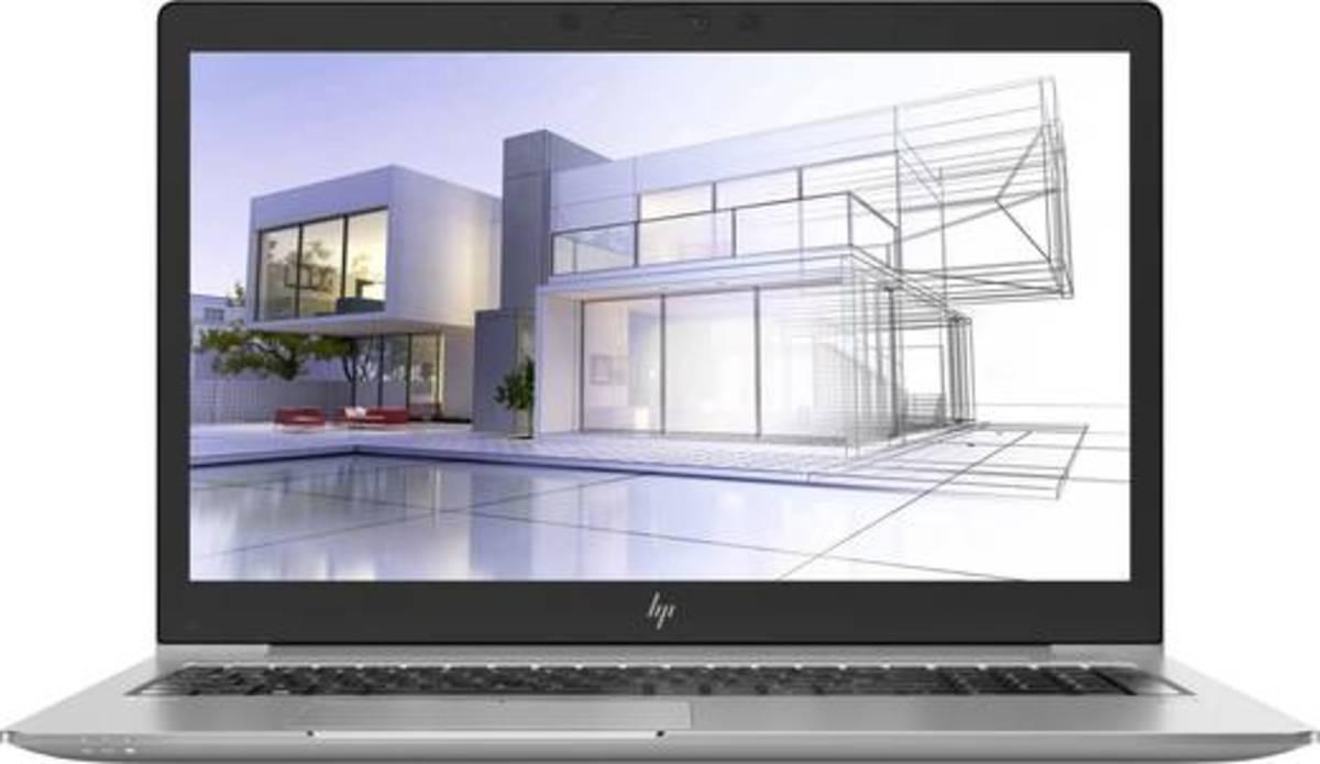 Bild 1 von HP ZBook 15u G5 39.6 cm (15.6 Zoll) Workstation Intel Core i5 8 GB 256 GB SSD AMD Radeon Pro WX 3100 Windows® 10 Pro G