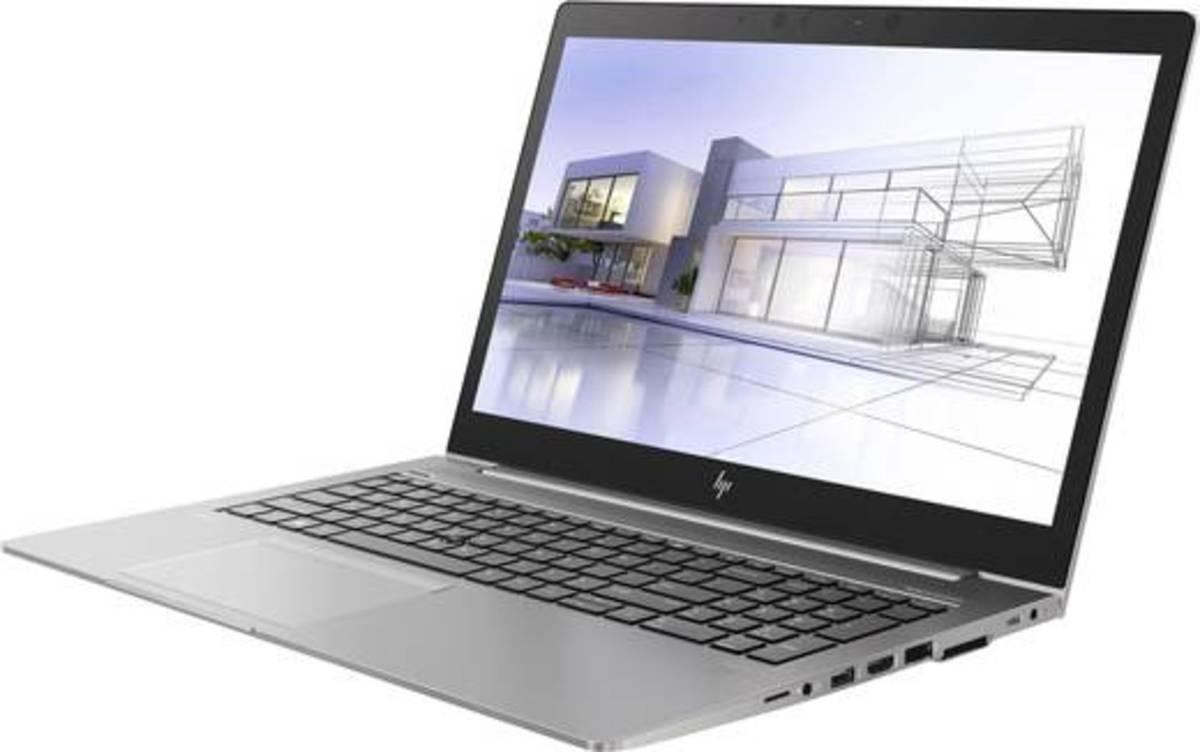 Bild 4 von HP ZBook 15u G5 39.6 cm (15.6 Zoll) Workstation Intel Core i5 8 GB 256 GB SSD AMD Radeon Pro WX 3100 Windows® 10 Pro G