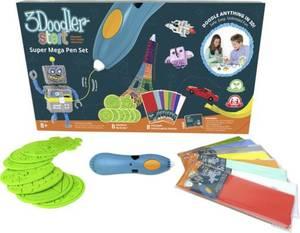 3Doodler START PACK Super Mega Set 3D Drucker-Stift