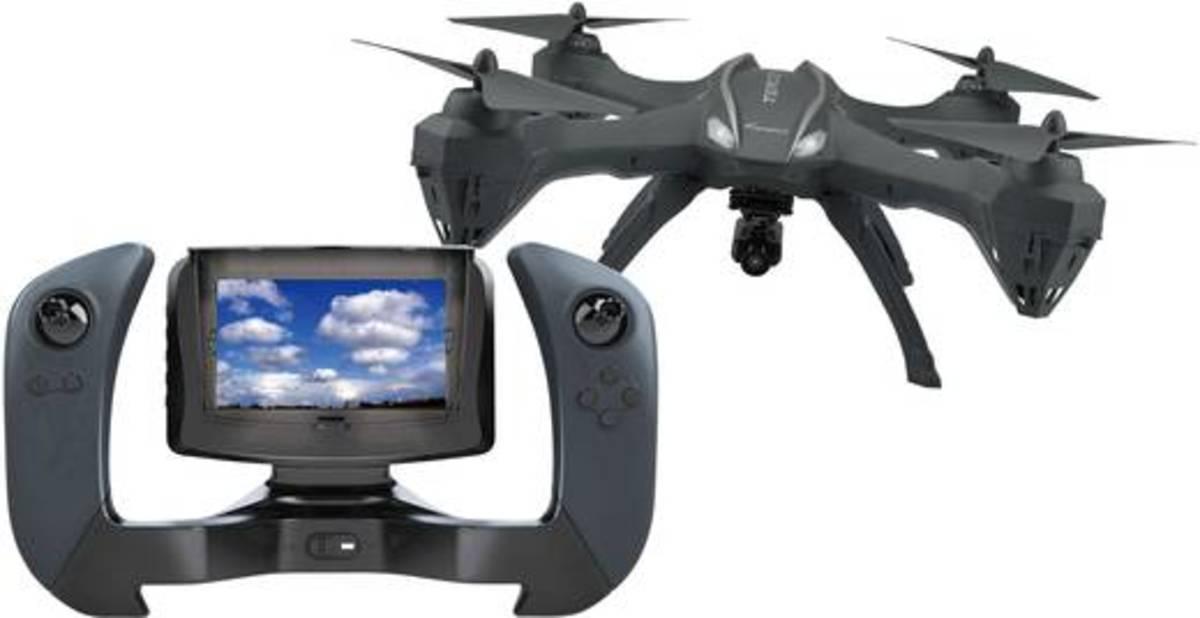 Bild 1 von Amewi Tercel FPV Quadrocopter RtF Kameraflug