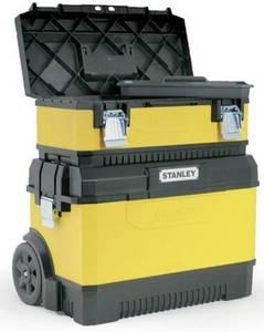 Stanley by Black & Decker 1-95-831 Werkzeugbox Metall, Kunststoff