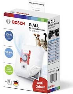 Bosch Haushalt BBZAFGALL Staubsaugerbeutel
