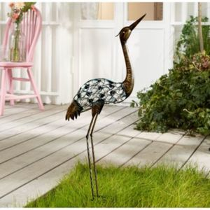 Gartenstecker Flamingo