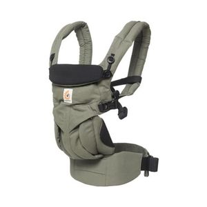 Ergobaby®  OMNI 360 Babytrage, 4 Tragepositionen Khaki Green