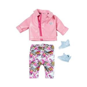 Zapf Creation  BABY BORN Puppen Outfit City Deluxe Scooter