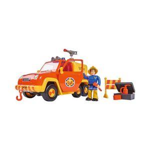 Simba  Feuerwehrmann Sam Sam Feuerwehrauto Venus mit Figur