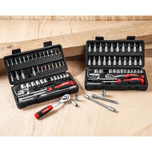 Kraft Werkzeuge Steckschlüssel-Set