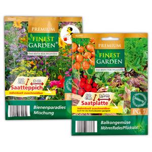 Finest Garden Saatteppich / Saatplatte