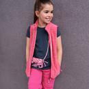 Bild 4 von Mädchen Weste aus Fleece