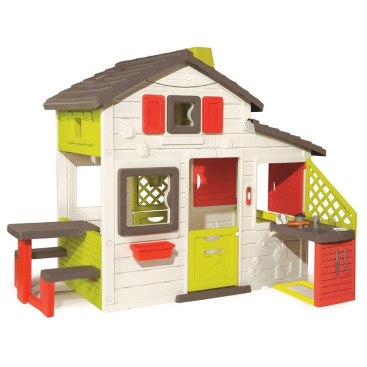 Bild 5 von Smoby - Spielhaus Friends mit Küche