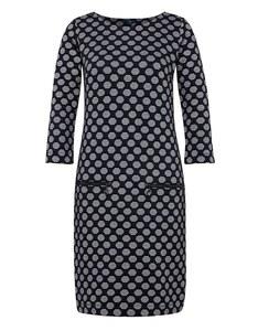 TOM TAILOR - Gepunktetes Kleid