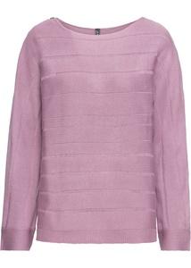 Pullover mit Deko-Reißverschluss