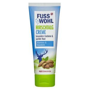 Fusswohl Hirschtalg Creme 1.99 EUR/100 ml