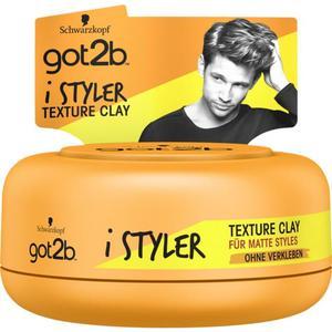 Got2b iSTYLER Texture Clay 4.79 EUR/100 ml
