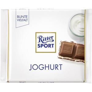 Ritter Sport Joghurt Tafelschokolade