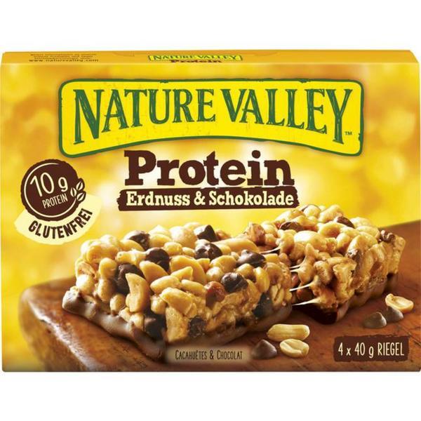 Nature Valley Protein Riegel Erdnuss & Schokolade 1.87 EUR/100 g