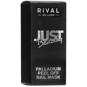 Rival de Loop Just Beauty Peel-Off Nail Mask 02 silve 19.90 EUR/100 ml